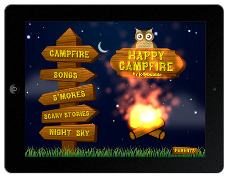 Happy Campfire for iPad